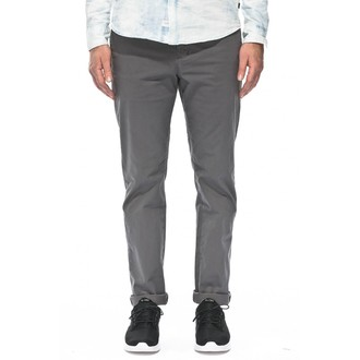 kalhoty pánské GLOBE - Goodstock Chino - Grey - GB01216010-GRY