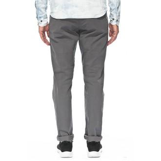 kalhoty pánské GLOBE - Goodstock Chino - Grey, GLOBE