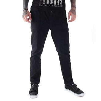 kalhoty pánské GLOBE - Goodstock Beach Pant - Black - GB01416001-BLK