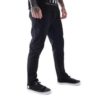 kalhoty pánské GLOBE - Goodstock Beach Pant - Black, GLOBE
