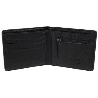 peněženka GLOBE - Corroded II - Black, GLOBE