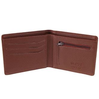 peněženka GLOBE - Corroded II - Brown, GLOBE