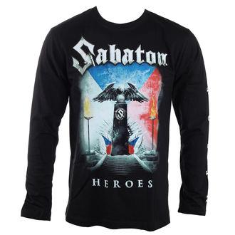 tričko pánské s dlouhým rukávem Sabaton - Heroes Czech republic - CARTON, CARTON, Sabaton