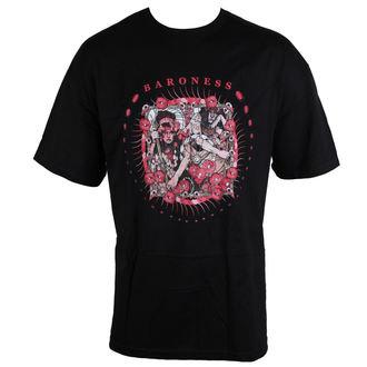 tričko pánské Baroness - Red Album - RELAPSE, RELAPSE, Baroness
