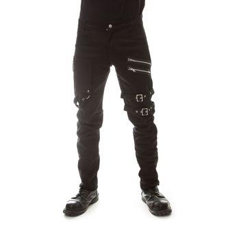 kalhoty pánské POIZEN INDUSTRIES - ICEBREAKER - BLACK