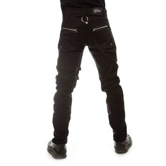 kalhoty pánské POIZEN INDUSTRIES - ICEBREAKER - BLACK, POIZEN INDUSTRIES