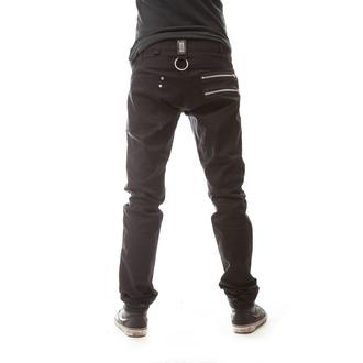 kalhoty pánské POIZEN INDUSTRIES - SLEEPWALKER - BLACK, POIZEN INDUSTRIES