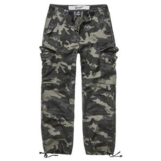 kalhoty pánské BRANDIT - Hudson Ripstop - 1013-darkcamo