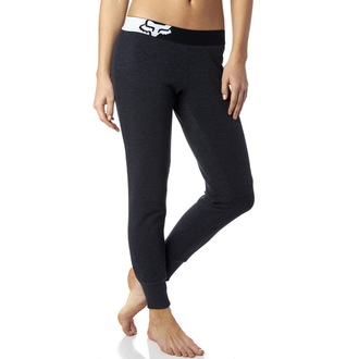 kalhoty dámské (tepláky) FOX - Certain Pant - Heather Black, FOX