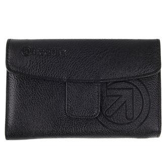peněženka MEATFLY - Madeline - A - Black - MEAT032