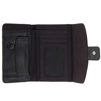 peněženka MEATFLY - Madeline - A - Black, MEATFLY
