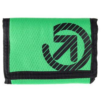 peněženka MEATFLY - Flipper - C - Green - MEAT034
