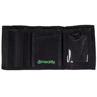 peněženka MEATFLY - Flipper - C - Green, MEATFLY