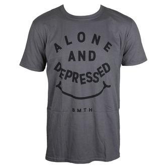 tričko pánské Bring Me The Horizon - Alone And Depressed - ROCK OFF - BMTHTS44MC