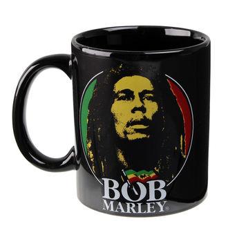 hrnek Bob Marley - Logo - ROCK OFF, ROCK OFF, Bob Marley