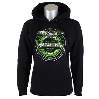 mikina dámská Metallica - Fuel Black, Metallica