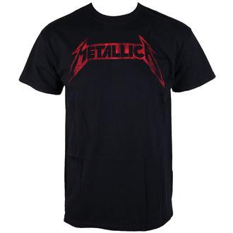 tričko pánské Metallica - Bang Photo - Black - PRO001
