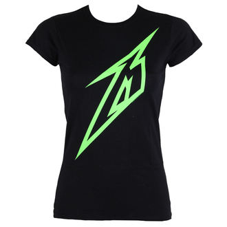 tričko dámské Metallica - M Bolt - RTMTL081