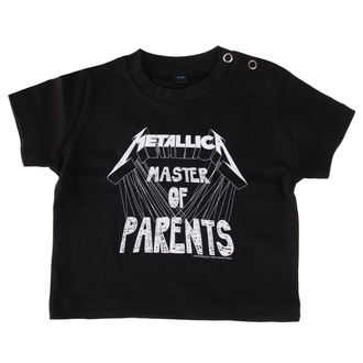 tričko dětské Metallica - Master of Parents - Black, Metallica