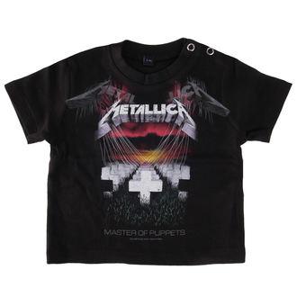 tričko dětské Metallica - Master of Puppets - Black - RTMTLTTBPUP