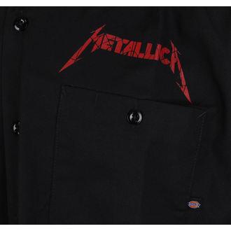 košile pánská Metallica - Pushead Damaged Justice - Black