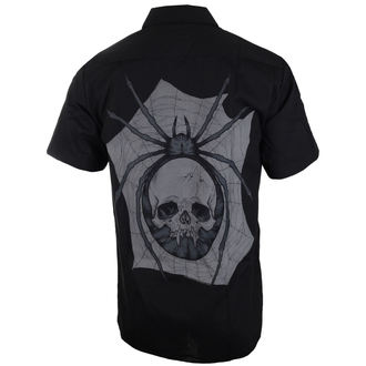 košile pánská Metallica - Pushead Damaged Justice - Black, Metallica