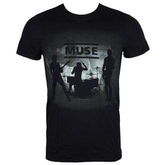 tričko pánské Muse - Silhouette Black, LIVE NATION, Muse