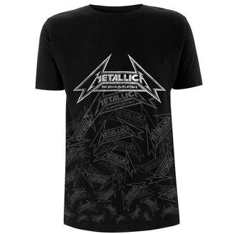 tričko pánské Metallica - Young Metal - Cascade Black - PRO019