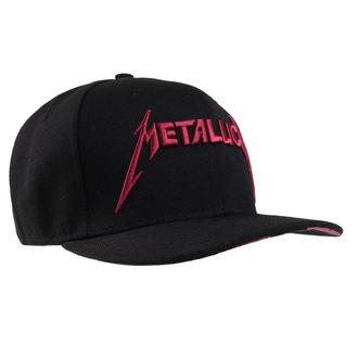 kšiltovka Metallica - MOP - Black - RTMTLSBCBCOV