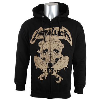mikina pánská Metallica - Fillmore - Black, Metallica