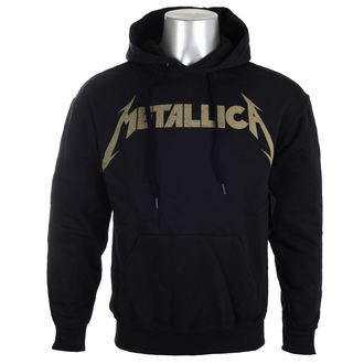 mikina pánská Metallica - Hetfield Iron Cross - Black - RTMTL067