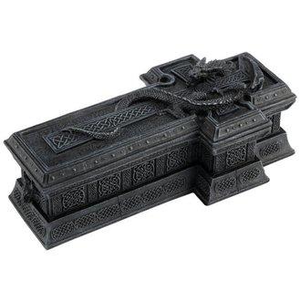 dekorace (krabička) Celtic Dragon