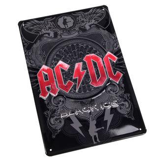 cedule AC/DC - Black Ice