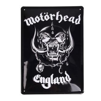 cedule Motörhead - Logo, Motörhead