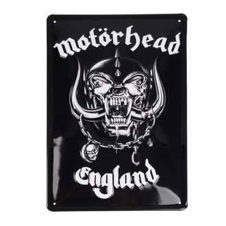 cedule Motörhead - Logo, NNM, Motörhead