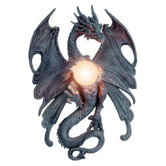 lampa nástěnná Dragon Wall lamp by Monte - 766-2879