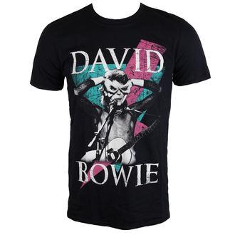 tričko pánské David Bowie - Thunder - ROCK OFF, ROCK OFF, David Bowie