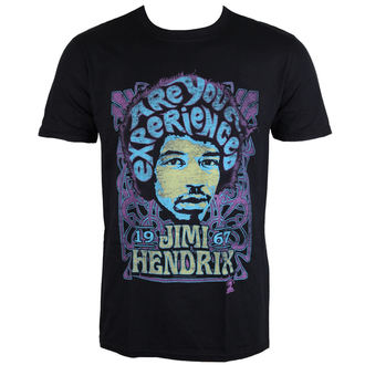 tričko pánské Jimi Hendrix - Experienced - ROCK OFF, ROCK OFF, Jimi Hendrix