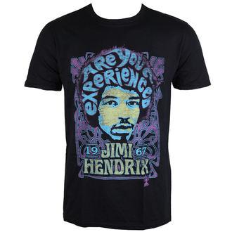 tričko pánské Jimi Hendrix - Experienced - ROCK OFF