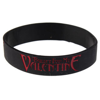 náramek Bullet For My Valentine - Logo - ROCK OFF - BFMVGUM01