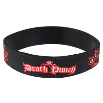 náramek Five Finger Death Punch - Logo - ROCK OFF, ROCK OFF, Five Finger Death Punch