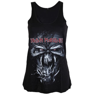 tílko dámské Iron Maiden - FF Eddie Distressed - ROCK OFF, ROCK OFF, Iron Maiden