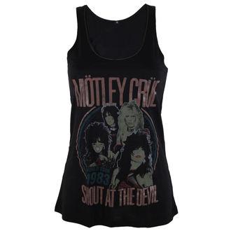 tílko dámské Mötley Crüe - Shout at the Devil - ROCK OFF, ROCK OFF, Mötley Crüe
