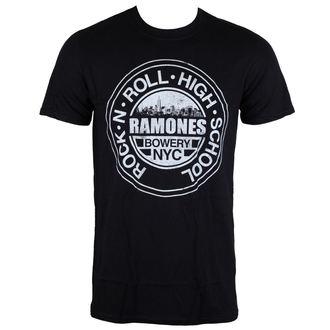 tričko pánské Ramones - RNR Bowery - ROCK OFF