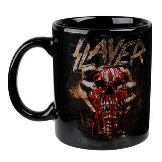 hrnek Slayer - Skull Clench - ROCK OFF, ROCK OFF, Slayer