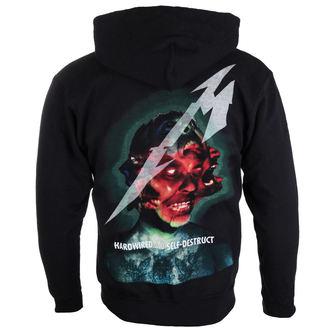mikina pánská Metallica - Hardwired Album Cover - RTMTLZHBHAR
