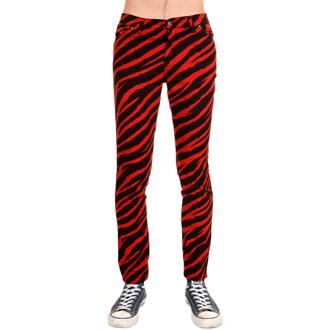 kalhoty (unisex) 3RDAND56th - ZEBRA, 3RDAND56th