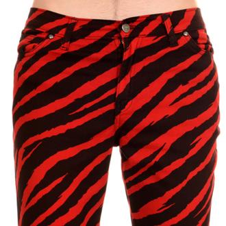 kalhoty (unisex) 3RDAND56th - ZEBRA