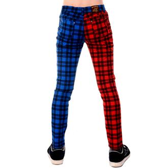 kalhoty pánské 3RDAND56th - TARTAN SPLIT LEG, 3RDAND56th