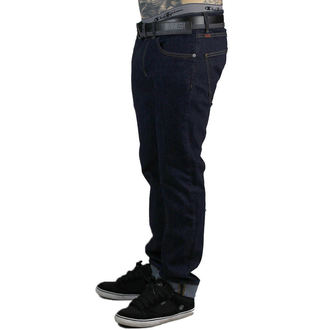 kalhoty pánské SULLEN - Anvil Denim Raw - SCM0092_RAW